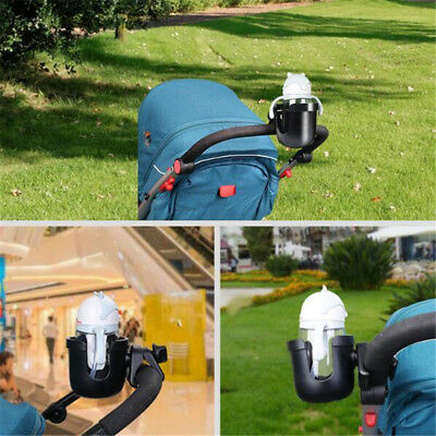 1PC Cup Holder Portable Practical Cup Organizer Holder Bracket for Baby Stroller