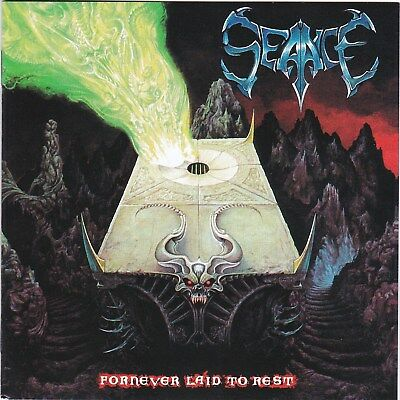 Seance – Fornever Laid To Rest RARE NEW CD! FREE SHIPPING!