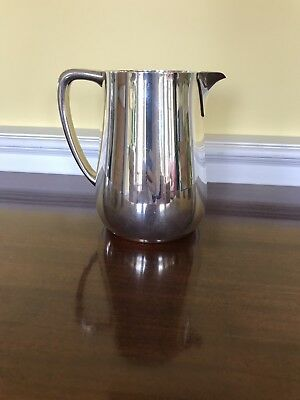 Tiffany & Co Makers Sterling Silver Pitcher - 22734 - Art Deco