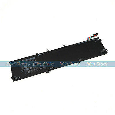 Genuine 6GTPY 5XJ28 Battery for Dell XPS 15 9550 9560 5510 5520 M5510 H5H20 97Wh
