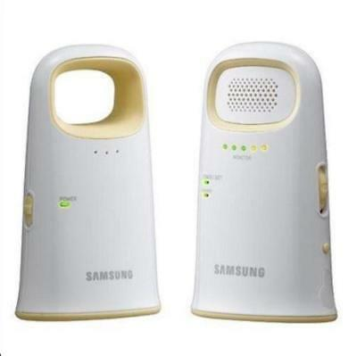 Samsung SEW-2001W Simple & Secure Digital Wireless Baby Audio Monitor - NEW
