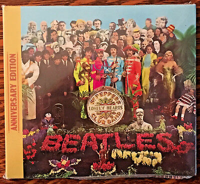 The Beatles~2017~Sgt. Pepper's Lonely Hearts Club Band**50Th Anniversary Edition