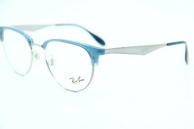 8def1491452 NEW RAY-BAN RB 6396 2934 Blue Eyeglasses Authentic Frame Rx Rb6396 ...