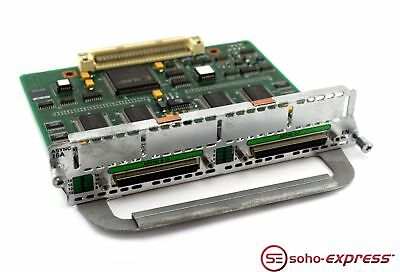 Cisco 16 Port Serial Network Module Card Async 16A