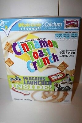 US Cinnamon Toast Crunch Cereal 345g Box