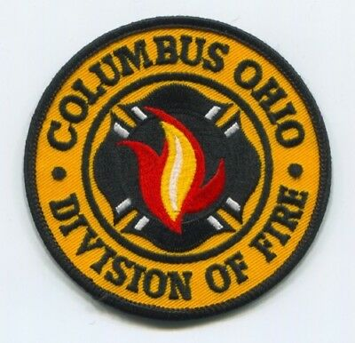 columbus division of fire department patch ohio oh 4 95 picclick