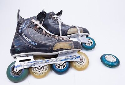 Tour Roller Hockey In Line Roller Skates Boots Max 700 Uk Size 9