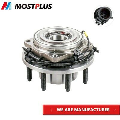 Front Wheel Hub Bearing Assembly For 05-10 Ford F250 F350 Super Duty SRW 4WD