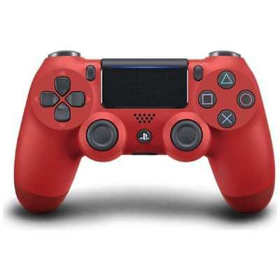 New Sony PS4 PRO Wireless controller DUALSHOCK 4 Magma Red CUH-ZCT2J11 F/S