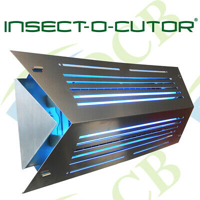 New 30W UV Electric Insect Fly Killer Grid Bug Zapper Pest Professional Remover