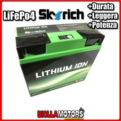 Hj51913-Fp Batteria Litio 51913 Bmw R1150 Gs 1150 1999-2004 Skyrich 612163 51913