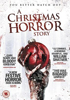 A Christmas Horror Story **NEW**
