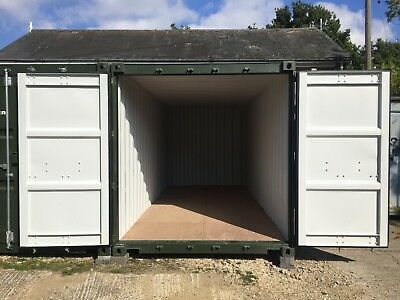 Self Storage Containers For Hire in Norwich NR9 Dry & Secure. 3 Sizes NO Deposit