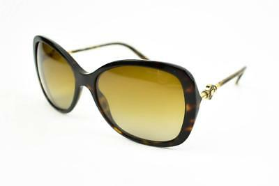 1822bd9e700 Authentic VERSACE  Tortoise Brown   Gold Medusa Logo Polarized Sunglasses  ...