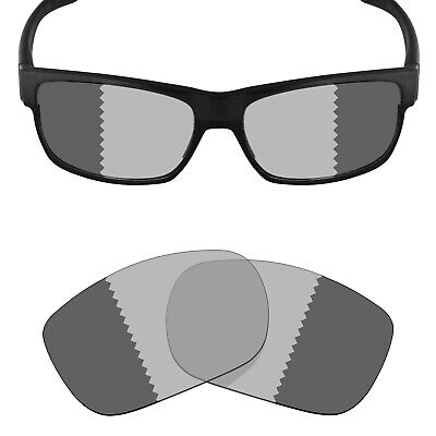 d1a2b2d0f2 Mryok Polarized Replacement Lens for-Oakley TwoFace Sunglasses Grey  Photochromic