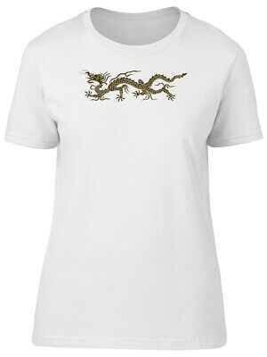 Beautiful Ancient Chinese Dragon Women's Tee -Image by Shutterstock
