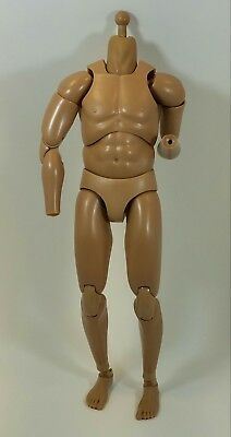 Damtoys Action Figure 1//6 Scale PAP Snow Leopard Leader Muscular Nude Body