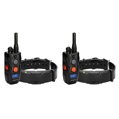 Dogtra Tech Training Electronic Collar and Remote for Dogs 15+ Pounds (2 Pack)