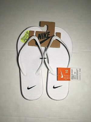 d7618c7106a6 NIKE WOMENS SOLARSOFT thong 2 athletic sandal multiple sizes ...