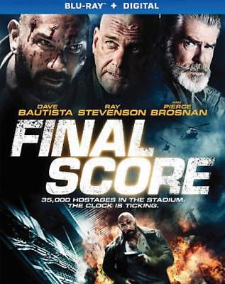 Final Score New Blu-Ray Disc