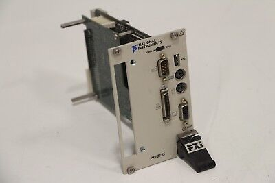 National Instruments PXI-8155 PXI System Controller 184696B-01