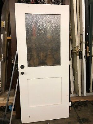 Old Backdoor Laundry Room Pantry Door 77 1/2 By Three-Quarter Inch
