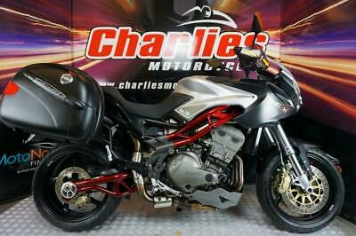 2011 61 Benelli Tre 1130Cc  Benelli Tre 1130 K Low Mileage With Luggage.