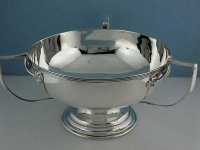 English Sterling Silver Loving / Trophy Cup James Dixon & Son Sheffield c1908