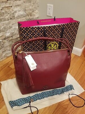 08ec4626dd70 Tory Burch Taylor Hobo handbag Brand New With Tags Leather - original price   525