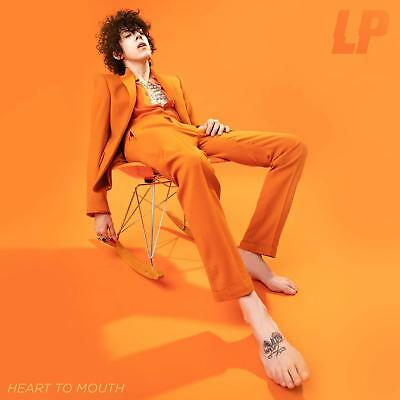 Lp - Heart To Mouth   Cd New+