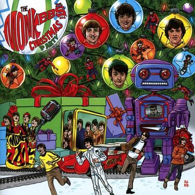 The Monkees - Christmas Party   Cd New+