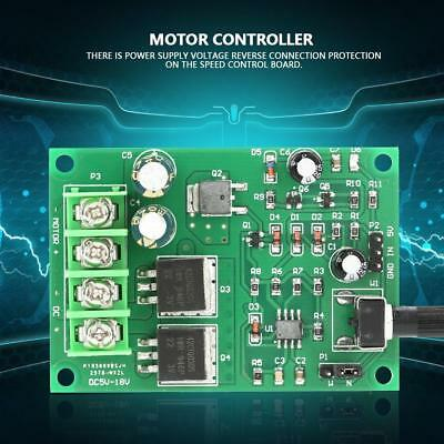 DC5-18V High Power PWM DC Motor Speed Controller Motor Driver Board High Quality