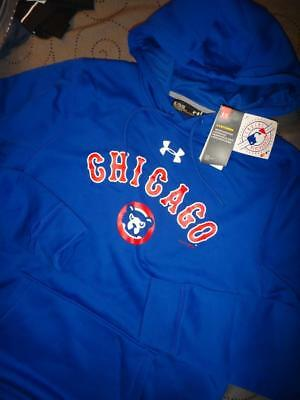 sneakers thoughts on newest UNDER ARMOUR STORM Chicago Cubs Baseball Coldgear Hoodie ...