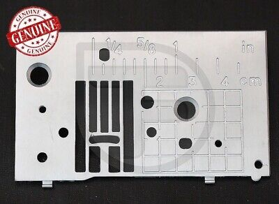 Brother Sewing Machine Needle Plate (Xc7872151)