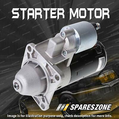 Oex Starter Motor for Hsv Coupe Caprice GTS Clubsport Grange Avalanche Maloo