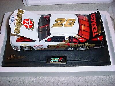 Texaco Star Havoline Nascar 28 Ernie Irvan Limited Edition 1/18 Scale In Box