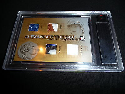 05-06 ITG Ultimate Memorabilia Alexander Ovechkin Complete Jersey RC 3/10 ROOKIE