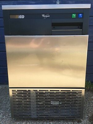 Whirlpool K40 commercial ice machine - refurbished