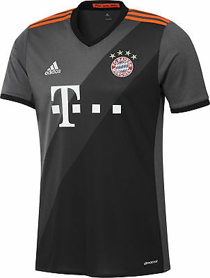adidas FC Bayern Munich Away Mens Football Shirt