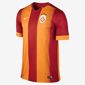 Nike Galatasaray Home Mens Football Shirt - Red