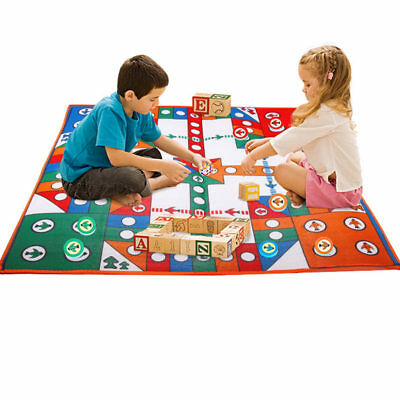 Kids Children Game Carpet Flying Chess Crawling Mat  Accessories Large Toys Pad