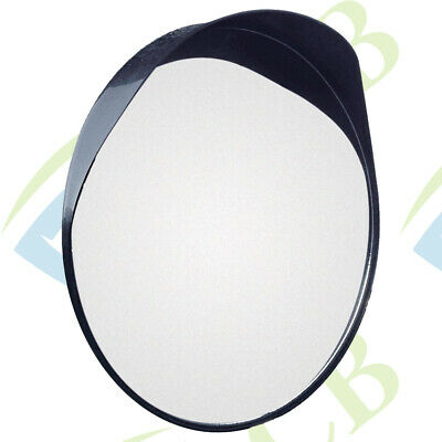 30cm Outdoor Convex Safety Mirror for Traffic, Driveway, Car Park, Shop Security
