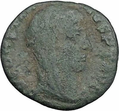 Constantine I the Great  arising after his death Ancient Roman Coin i33108