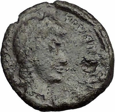 CONSTANTIUS II Constantine the Great son Ancient Roman Coin Horse Battle i33157