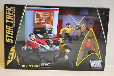 Mega-Bloks  Star Trek  Day of the Dove    NEU&OVP   DPY05