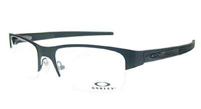 7626795714 NEW Oakley Crosslink Eyeglasses Powder Coal OX3226-0453 Authentic 53mm