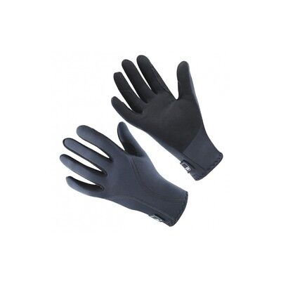 Woof Wear Super Stretch Horse Riding Gloves Black
