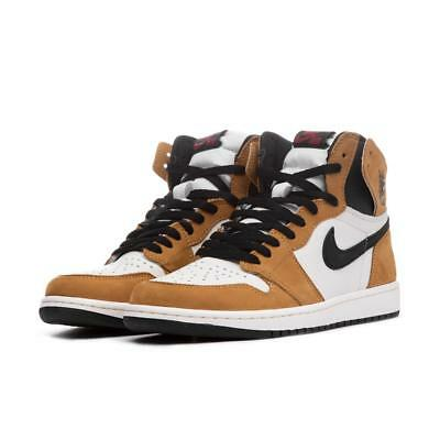 446b099edaf2ed NIKE AIR JORDAN 1 Retro High OG  Rookie of the Year  ROTY Sail UK 9 ...