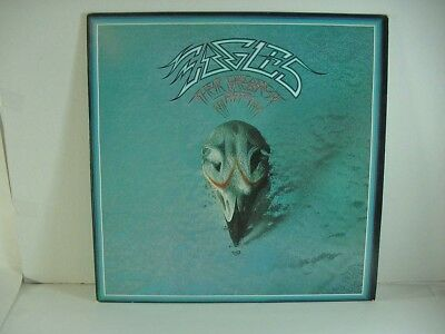 """The Eagles: Lp Record - """"their Greatest Hits"""", 6E-105,  1976"""