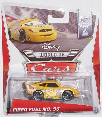 Voiture Disney Pixar Cars Fiber Fuel 56
